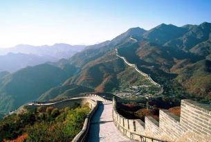China Norte: de la Gran Muralla a Shanghai a tu aire en tren