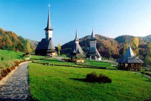 Rumanía al completo por libre en coche de alquiler