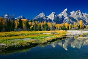 Estados Unidos: Yellowstone, Monte Rushmore y parques naturales de Utah a tu aire en coche de alquiler