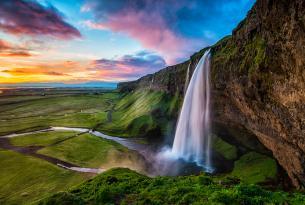 Sur de Islandia y Landmannalaugar