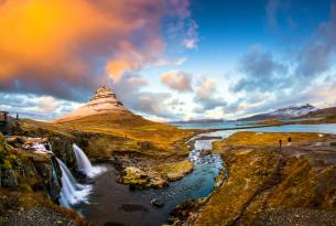 Sur de Islandia y Snaefellsnes (especial familias)