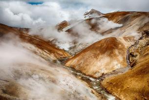 La Islandia más salvaje y desconocida en grupo reducido