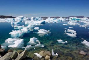 Sur de Groenlandia Activo. Senderismo entre Fiordos e Icebergs