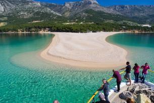 Ruta: Islas de Dalmacia del Sur desde Split