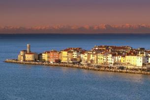 Luna de miel por Eslovenia a tu aire en casitas y hoteles boutique