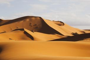 Sahara desde Marrakech con visita a Ait Ben Haddou y la Garganta de Dadès (6 días)