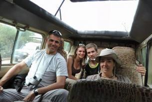 Safari Serengueti Express