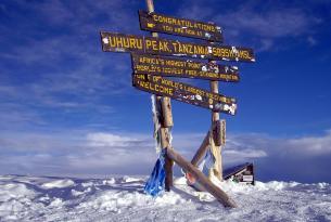 Tanzania: trekking del Kilimanjaro (Ruta Lemosho)