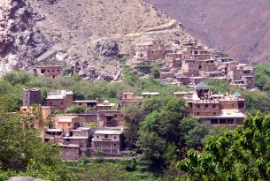 Marruecos: Trekking Valle Bereber