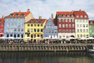 Cantos de sirena en grupo, Copenhague