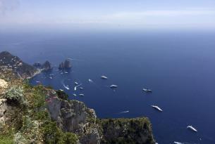 Disfruta del sur de Italia en grupo reducido