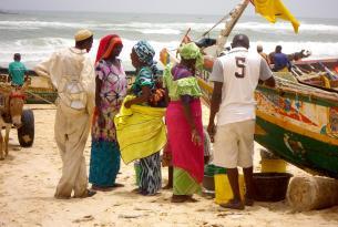 Aventura en Senegal en grupo reducido