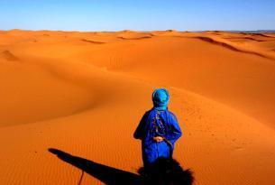 """Descubre Marrakech y el desierto de Marruecos """"Deluxe"""""""