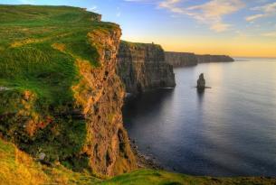 Irlanda al completo en grupo