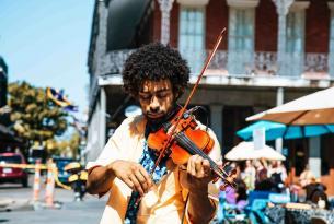 Ruta de la música en grupo reducido de Chicago a Nueva Orleans