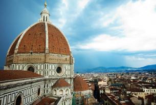 Toscana al completo en grupo