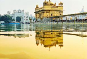 Confines de la legendaria India