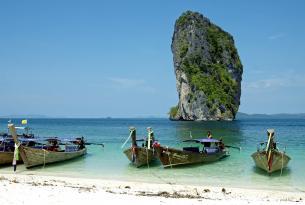 Enigma asiático en grupo: Tailandia y Camboya