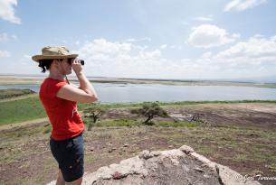 Kenia: lagos y masais
