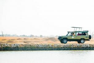 Safari mágico con final de playa en la isla de Zanzíbar