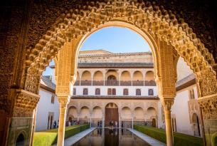 Descubriendo el Albaicín en grupo, Granada