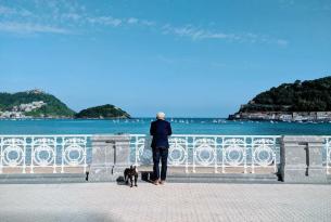 Playas del País Vasco en grupo