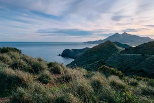Playas de Cabo de Gata en grupo