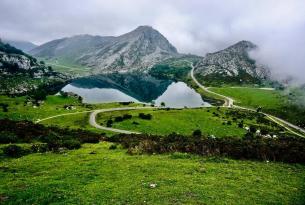 Playas de Asturias en grupo