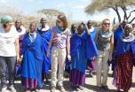 Tanzania Safari Mochilero en grupo