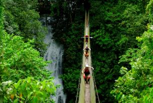 Aventura en Costa Rica, 11 días