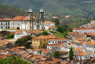 Ciudades Históricas de Brasil: Minas Gerais