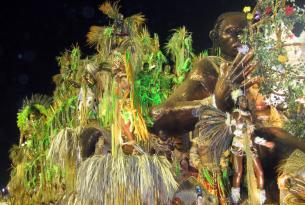 Carnavales en Brasil