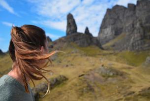 Viaje a tu aire por Escocia en coche de alquiler (8 días)