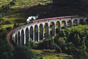 Viaje por los escenarios de Harry Potter (Inglaterra y Escocia)