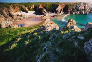 Gales: tierra de Castillos a tu aire en coche de alquiler
