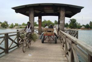 Senegal, poblados y reservas especial Semana Santa