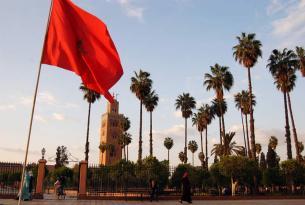 Marruecos, a los pies del Atlas salida especial Navidad