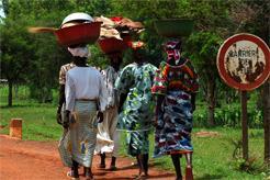 Burkina y Benin, en tierra Sèbè