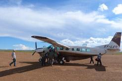 Kenya Flying Safari