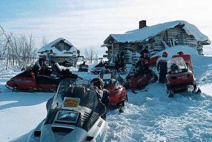 Laponia: Rovaniemi y la casa de Papá Noel