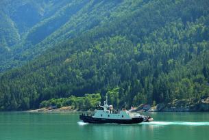 Paisajes de Noruega a tu aire y en transporte público