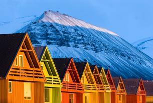 Magia en el Ártico:Oslo, Islas Vesteralen y Lofoten,Tromso y safari de ballenas.