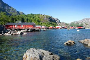 Noruega: las islas Lofoten, las islas Vesteralen y safari de ballenas