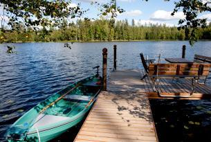 Norte de Finlandia: Laponia a tu aire en coche de alquiler