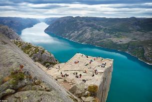 Stavanger, Bergen y tierra de fiordos en grupo