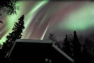 Navidades y Fin de Año en Rovaniemi Laponia finlandesa Aldea de Papá Noel.