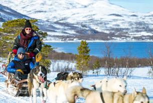 Saga Nórdica: Estocolmo, rompehielos, Rovaniemi, Kirkenes, Oslo, Flam y Bergen