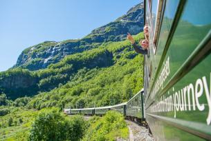 Oslo y fiordos: Bergen y Alesund