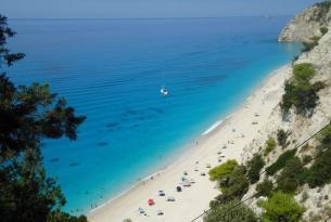Islas griegas Jónicas: Lefkada- Vassiliki (10 días) !