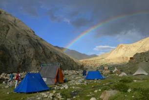 Ladakh: Trek valle de Markha y Stok Kangri (6.150 m)